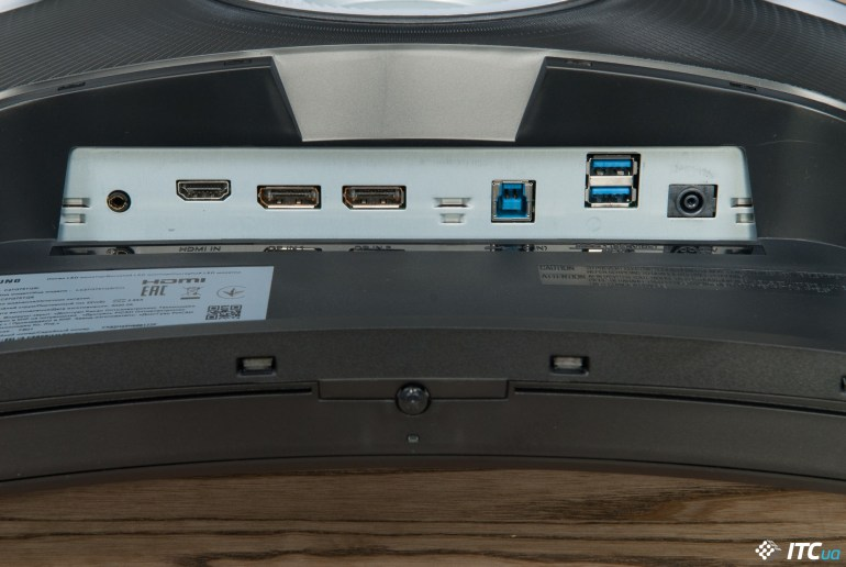 Обзор игрового монитора Samsung Odyssey G7 (C27G75TQSI)
