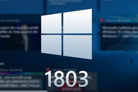 Microsoft продлила поддержку Windows 10 (1803) еще на полгода —  до 11 мая 2021-го