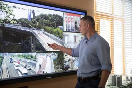 «Центр управления полетом»: Мэр Киева Виталий Кличко показал, как умные технологии помогают ему в управлении столицей [видео]
