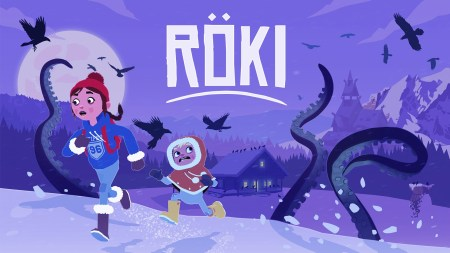 Röki: снежная сказка в мире симпатичных монстров