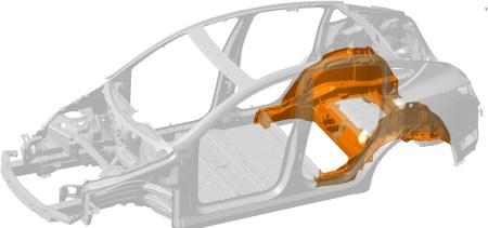 Tesla запустила «крупнейшую в мире литейную установку» для изготовления кузова Model Y