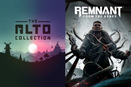 Epic Games Store бесплатно раздает набор платформеров The Alto Collection и постапокалиптический шутер Remnant: From the Ashes