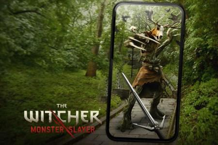 CD Projekt Red анонсировала мобильную AR-игру The Witcher: Monster Slayer, в которой игроки в роли ведьмаков смогут убивать монстров в дополненной реальности [трейлеры]