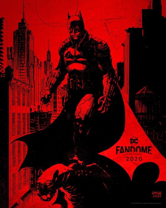 """Warner Bros. возобновит съемки нового """"Бэтмена"""" уже в начале сентября, весь необходимый материал надеются отснять до конца года [логотип, арт]"""