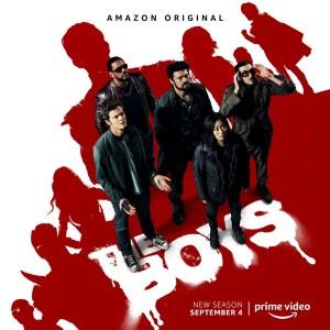 Amazon опубликовал полноценный трейлер свежего сезона супергеройского сериала The Boys / «Пацаны», премьера назначена на 4 сентября 2020 года