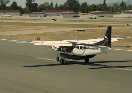 Американская компания Xwing превратила пассажирский самолет Cessna 208B Grand Caravan в грузовой беспилотник