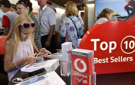 В магазинах Vodafone Украина появилась цифровая книга отзывов, теперь пожаловаться на обслуживание можно с помощью QR-кода