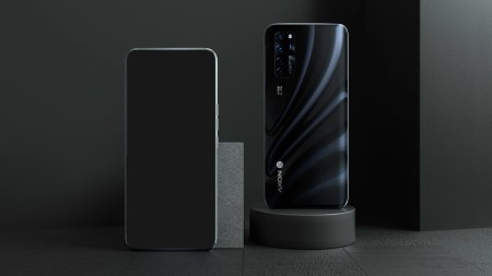Так выглядит ZTE Axon 20 5G — первый в мире смартфон с подэкранной камерой