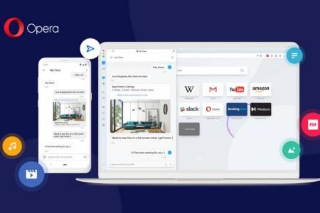 Вышла новая Opera для ПК и Android с переосмысленной функцией синхронизации данных через QR-код