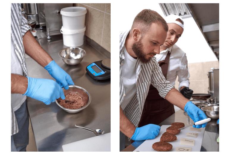 Украинский стартап Eat Me At начинает продажи растительного мяса собственной разработки. Упаковка фарша 350 г стоит 160 грн