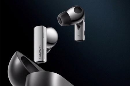 FreeBuds Pro — новые флагманские TWS-наушники Huawei с активным шумоподавлением за €200