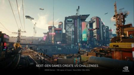CD Projekt Red: «Нет, Cyberpunk 2077 не будет занимать 200 ГБ дисковой памяти после установки»