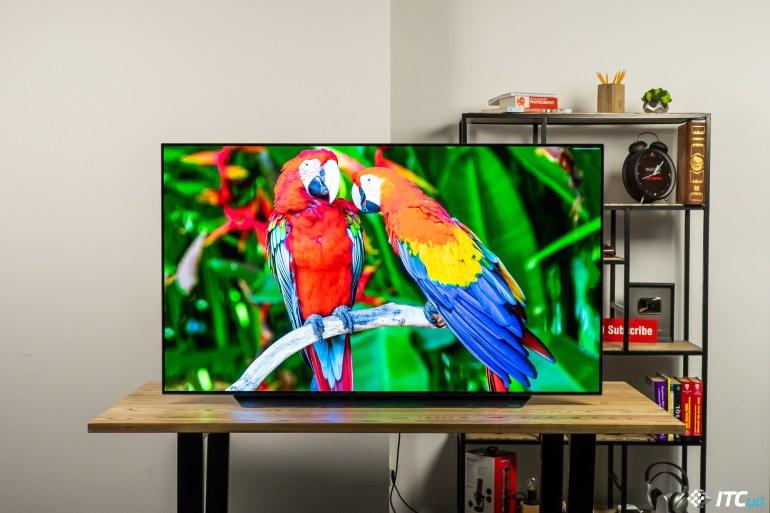 Обзор OLED-телевизора LG OLED65CX6LA