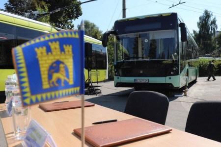 Львов покупает 250 электробусов у концерна «Электрон» для масштабного обновления парка общественного транспорта