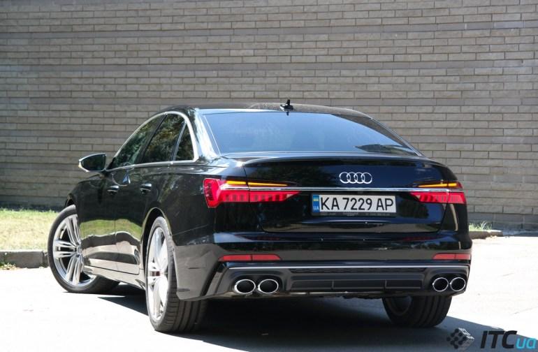 Тест-драйв Audi S6. Мечта? Цель!