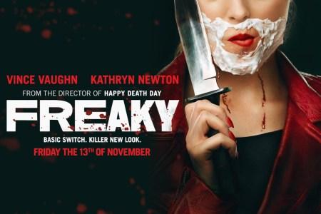 В комедийном фильме ужасов Freaky / «Дичь» старшеклассница меняется телами с серийным убийцей [трейлер]