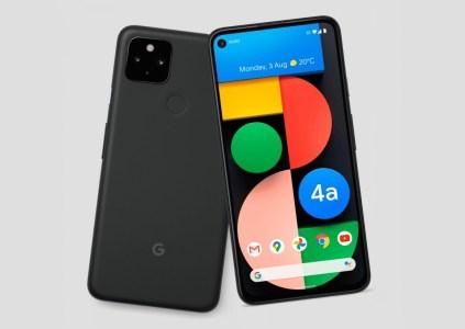 Google представила Pixel 5 и Pixel 4a 5G за $699 и $499 соответственно