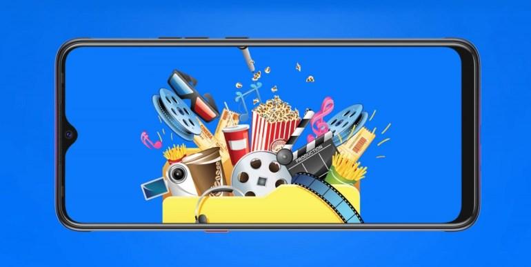 Смартфон Tecno Spark Power 2 Air: 7-дюймовый дисплей, стерео динамики, батарея на 6000 мАч и цена $115