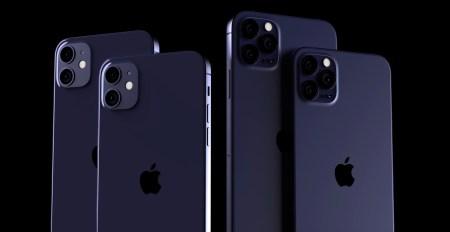 iPhone 12 mini — вероятное название младшей 5,4-дюймовой модели iPhone следующего поколения