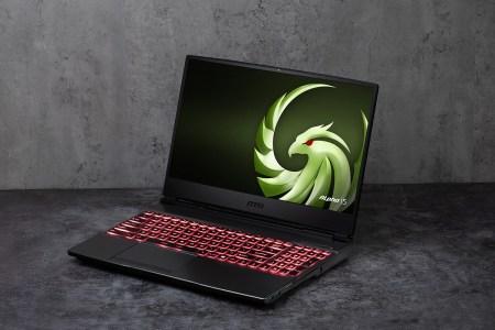 AMD Ryzen 4000 и Radeon RX 5600M. Представлены геймерские ноутбуки MSI Alpha 15 и 17
