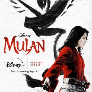 Фильм Mulan / «Мулан» будет доступен подписчикам Disney Plus без дополнительной платы с 4 декабря 2020 года