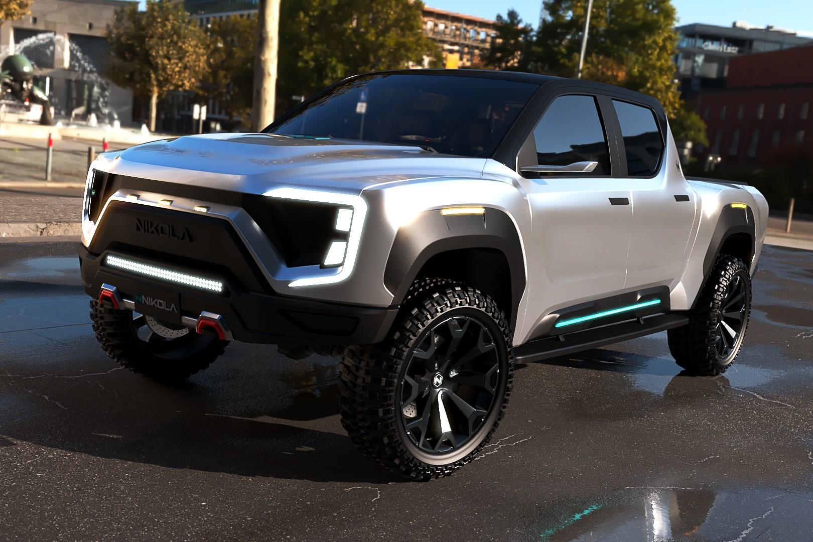 General Motors приобрел 11% долю стартапа Nikola стоимостью $2 млрд и будет производить для него электропикап Badger