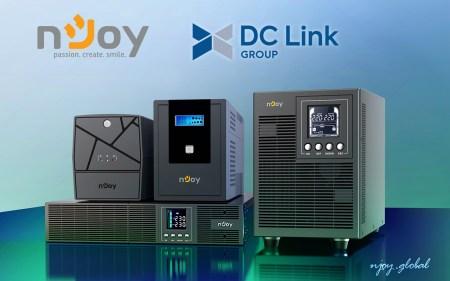 DC Link Group выводит на рынок европейский бренд nJoy
