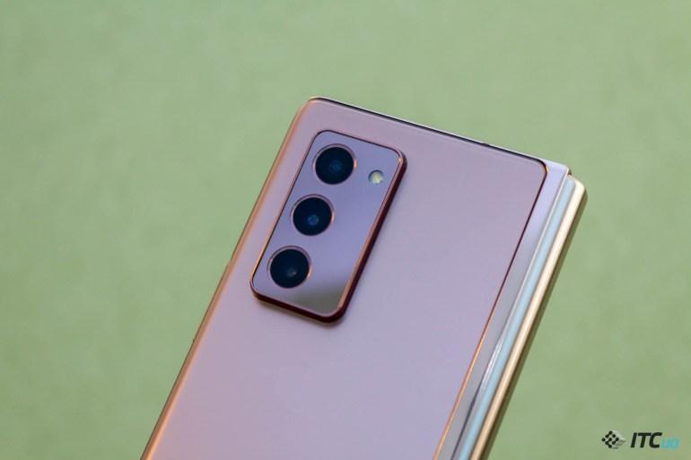 Опыт использования Samsung Galaxy Z Fold2