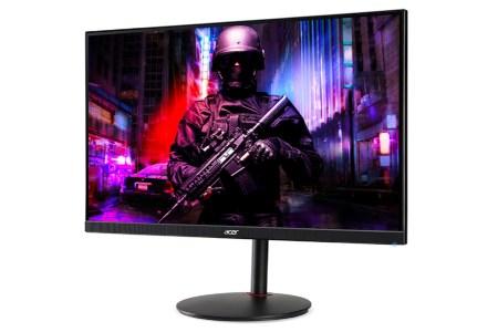 Игровой монитор ACER XV282K KV получил разрешение 4K, частоту 144 Гц, поддержку HDMI 2.1 и цену $1246