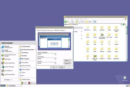 Оказывается, в 2000-е Microsoft секретно разрабатывала тему оформления для Windows XP в стиле Mac