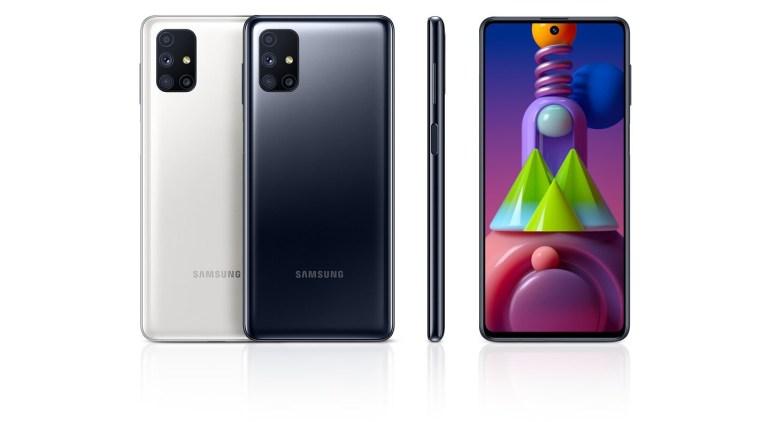 Samsung Galaxy M51 с аккумулятором 7000 мА•ч на пути в Украину — в продаже с 5 октября