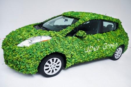 Uber полностью перейдет на электромобили к 2040 году, выделив на это $800 млн, а уже к 2025 году в столицах Европы будет 50% «зеленых» поездок