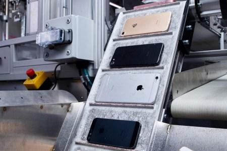Apple подала в суд на Geep Canada после того, как более 100 тыс. устройств (iPhone, iPad и Watch), переданных на утилизацию, снова попали в продажу