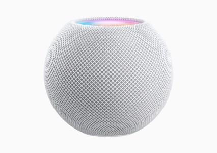 Apple анонсировала компактную умную колонку HomePod mini по цене $99
