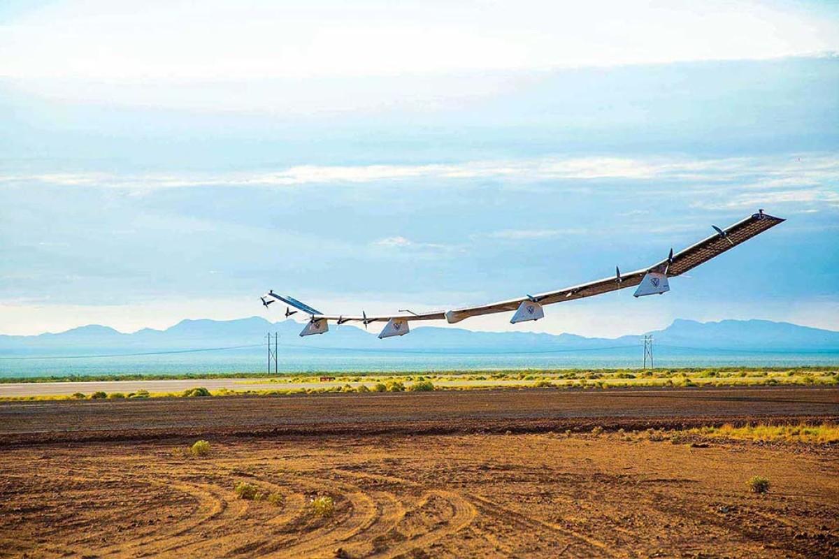 Электрический самолёт на солнечных батареях Alphabet и SoftBank начал раздавать LTE связь - ITC.ua