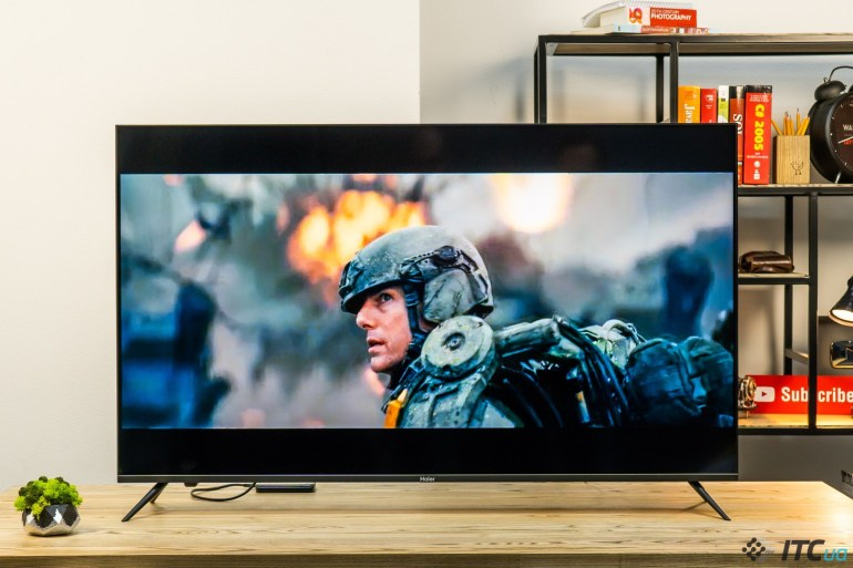 Обзор телевизора Haier 55K6700UG