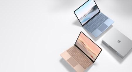 Microsoft представила 12-дюймовый ноутбук Surface Laptop Go стоимостью от $549 (подвох в 4 ГБ ОЗУ и 64 ГБ памяти eMMC)