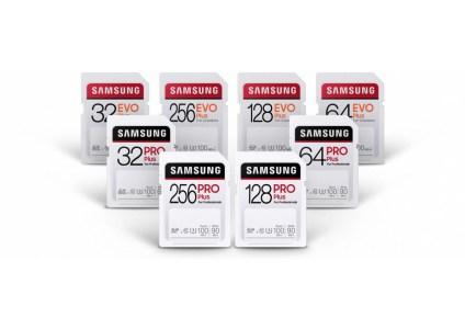 Защищённые карты памяти SD Samsung PRO Plus и EVO Plus способны выживать в солёной воде и при падениях с высоты до 5 метров