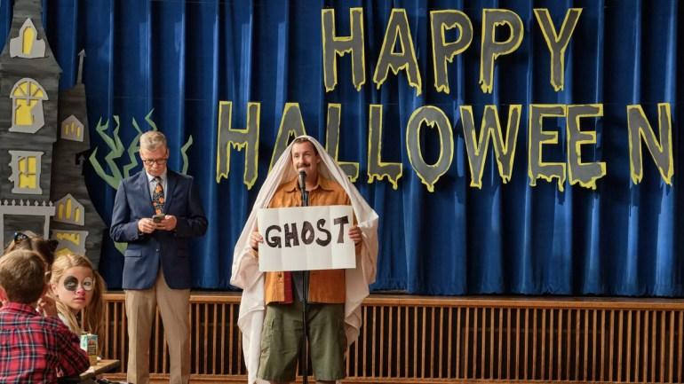 Рецензия на хоррор-комедию Hubie Halloween / «Хэллоуин Хьюби»