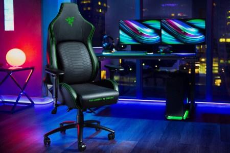 Razer выпустила свое первое игровое кресло Iskur по цене $500
