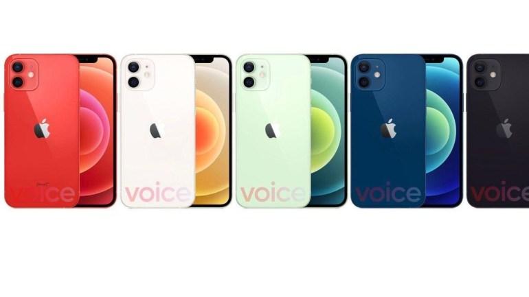 iPhone 12 и мини-версия HomePod на официальных рендерах за считанные часы до презентации