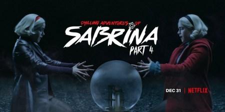 Финальный четвертый сезон сериала «Леденящие душу приключения Сабрины» стартует на Netflix 31 декабря 2020 года [трейлер]
