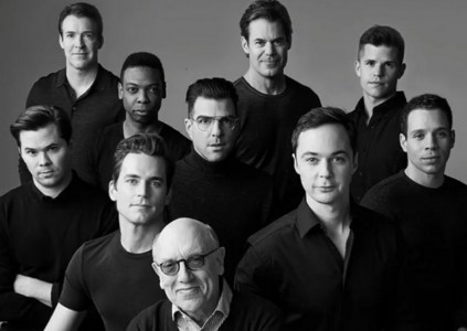 Рецензия на художественный фильм The Boys in the Band / «Оркестранты»