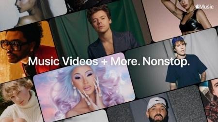 Apple запустила Music TV — новый потоковый сервис в стиле MTV с музыкальными видео