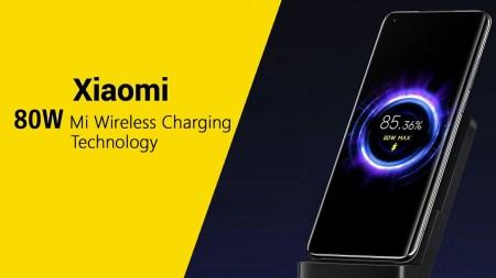 4000 мА·ч за 19 минут — это новое поколение сверхбыстрой беспроводной зарядки Xiaomi мощностью 80 Вт