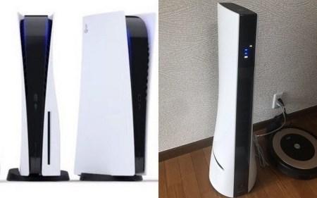 Тайваньцу пришлось продать PS5 после того, как его жена смогла отличить консоль Sony от очистителя воздуха