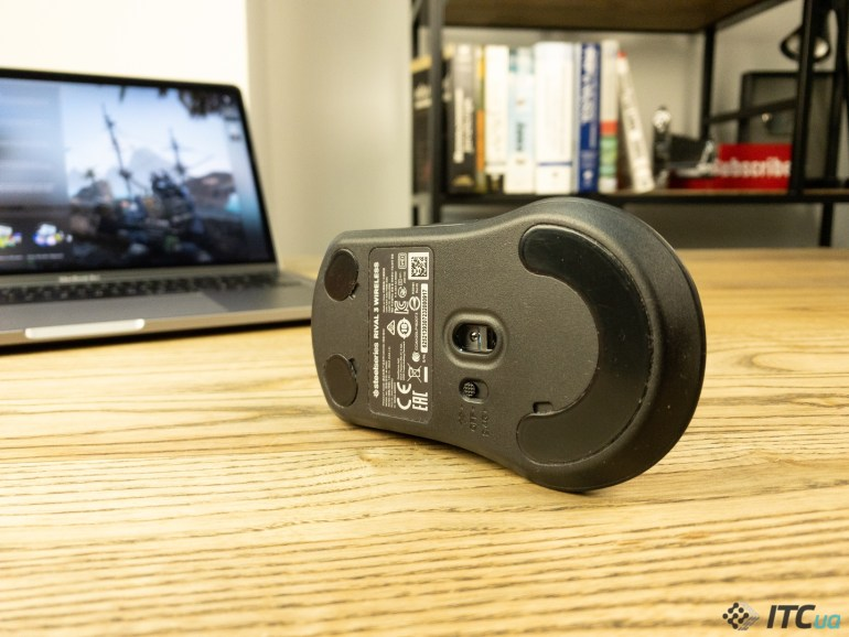 SteelSeries Rival 3 Wireless - обзор игровой мыши