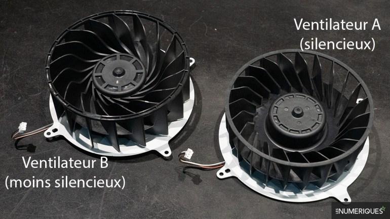 Консоли PS5 оснащаются различными кулерами, которые отличаются по уровню издаваемого шума
