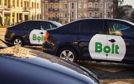 Bolt появился в Ивано-Франковске, это уже девятый город присутствия такси-сервиса в Украине