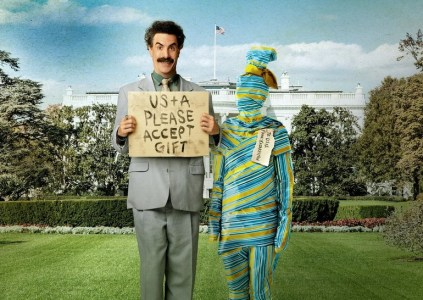 Рецензия на сатирический фильм Borat Subsequent Moviefilm / «Борат 2»